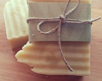 Peppermint Eucalyptus Soap