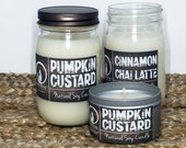 CLEARANCE! Seasonal Soy Candles / Seasonal Candles / Candles / Soy Candle / Natural Candle / Soy Candles / Essential Oil Candle / On Sale