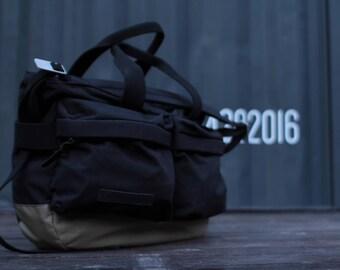 Bike Messenger Bag Bag of Cordura #6 0914 Men's Every Day Bag Cordura Bag Waterproof Bag