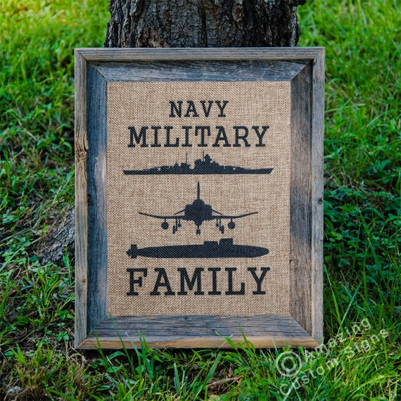 military home decor sign navy military by amazingcustomsigns