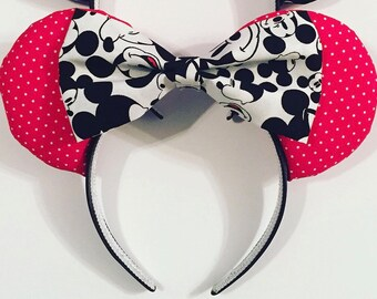 Mickey Mouse heads