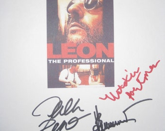 leon the professional script pdf