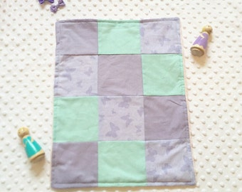 Dolly Cot Blanket