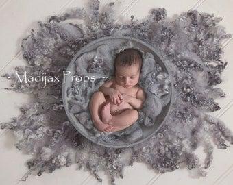 Digital Backdrop - prop for newborn photography.