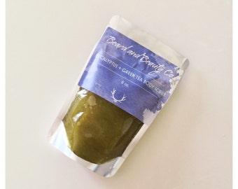 Eucalyptus + Green Tea Body Scrub