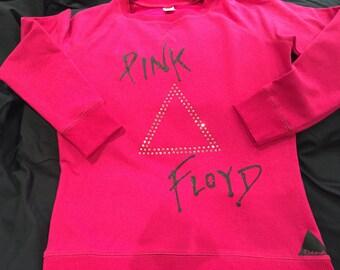 Pink floyd with Swarovski