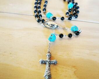 Dia De Los Muertos Rosary