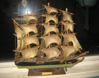 Whaling Ship Clipper 1846