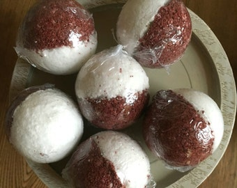 6 Essential Oil Bath Bombs | Pokemon Bath Bombs | Fizzing Bath Bombs | Nerd Gift | Gift for Him | Christmas Gift | Gift Ideas for Him