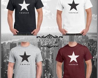 David Bowie Blackstar T Shirt