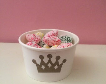 Princess Party Snack Cup