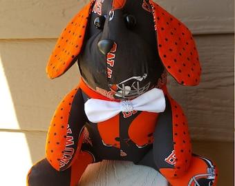 Cleveland Browns Football Dog