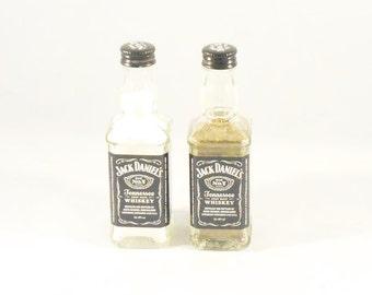 Jack Daniels Salt and Pepper Shakers