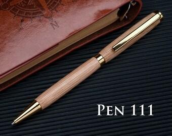 Custom handmade wood Pen