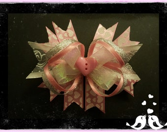 Valentines Day Boutique Bow