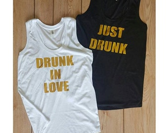 Bachorlette Tanks and Tees for Your Girls' Weekend !