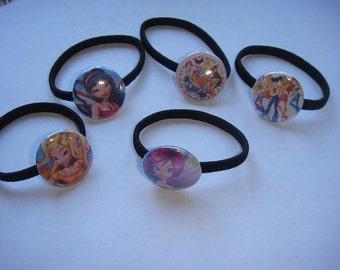 Winx Club Bracelets Set of 5