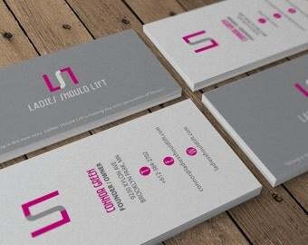Fun and Beautiful Business Card Design