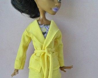 Handmade coat/kardigan for Monster High dolls