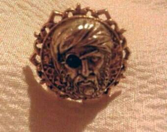 Vintage Mythological Ring