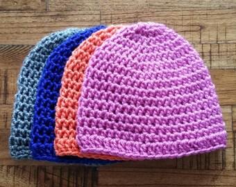 Toddler Crochet Beanie