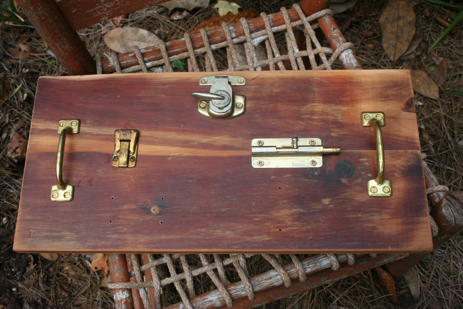 Hardware Display Board Assorted Hardware Wood And
