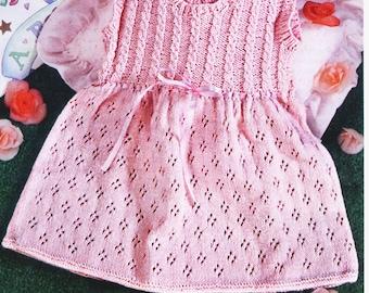Pink girl dress little girls dress baby girl clothes toddler dress infant dress infant girl clothes  toddler girl dress newborn outfit