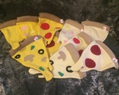 Pizza plush or prop