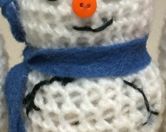 Small Snowman Decoration