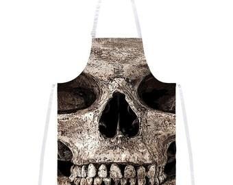 Big Skull Apron