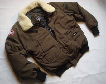 Canada Goose Jacket XL pilot brown