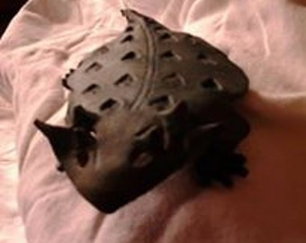 Leather Horny Toad
