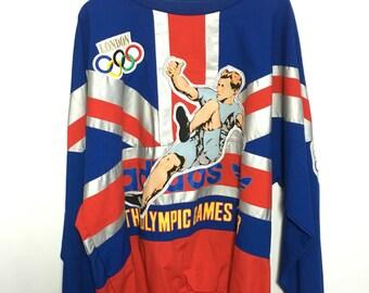 Adidas London Olympic Games Crewneck