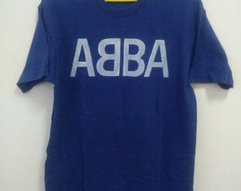 Rare vintage ABBA shirt