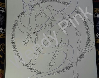 Pokemon Tattoo design
