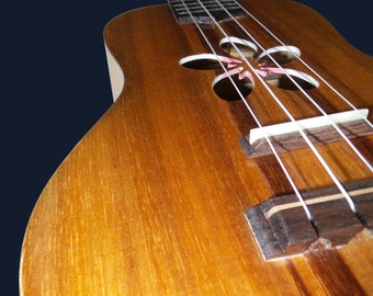 Solid Koa Concert Ukulele - Ready to Ship