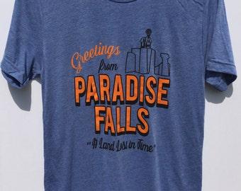 Paradise Falls Tee
