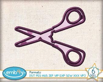 Silhouette scissors – Etsy
