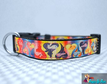 My Little Pony Hearts Dog Collar