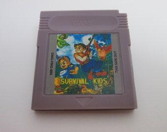 GBC Survival Kids 2 English fan translation Game Boy Color Gameboy