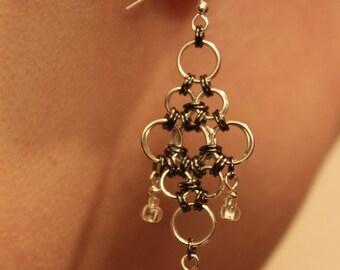 Japanese Maille Earrings