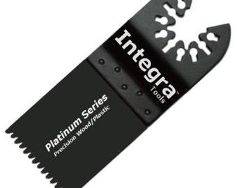 "qb46; 1 piece 1-3/8"" (35mm) precision oscillating tool saw blades"