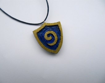 Hearthstone Necklace Alliance - World of Warcraft WoW