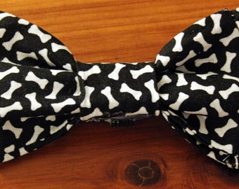 Dog Bone Bow Tie