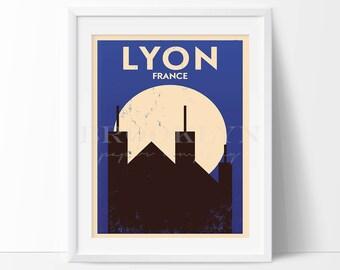 Lyon etsy - Vintage lyon lounge ...