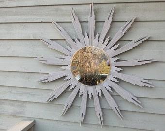 Shim Sunburst Mirror