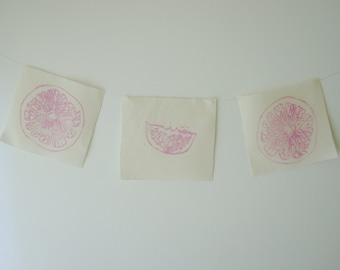 Grapefruit Flags