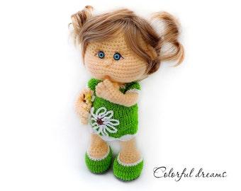 Crochet pattern Nina