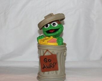Oscar The Grouch Bank