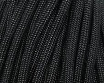 Parachute cord, 7-stand nylon, type III, 550-lb test, 100 ft.